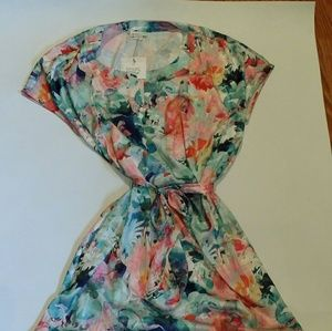 Floral top by Liz Claiborne, size XL